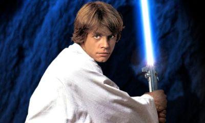 Luke Skywalker tuvo otro lightsaber