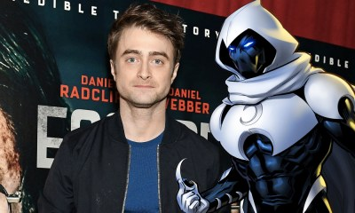 Daniel Radcliffe niega que interpretará a Moon Knight