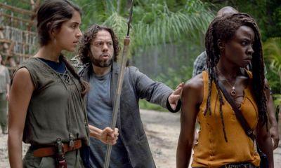 Pistas sobre la temporada 10 de 'The Walking Dead'