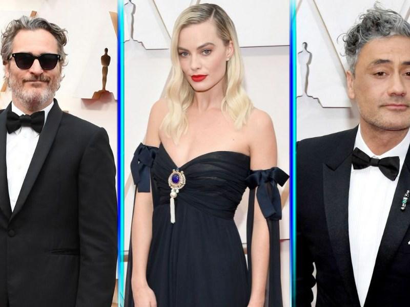 Alfombra Roja de los Premios Oscar 2020