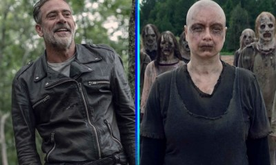 Relación entre Negan y Alpha de 'The Walking Dead'