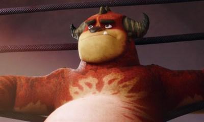 Trailer de 'Rumble'