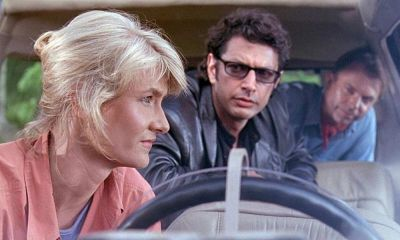 Sam Neill está listo para grabar 'Jurassic World 3'