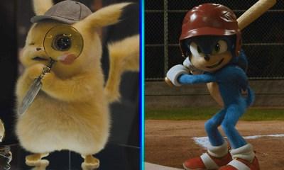 'Sonic' y 'Detective Pikachu' merecen una secuela