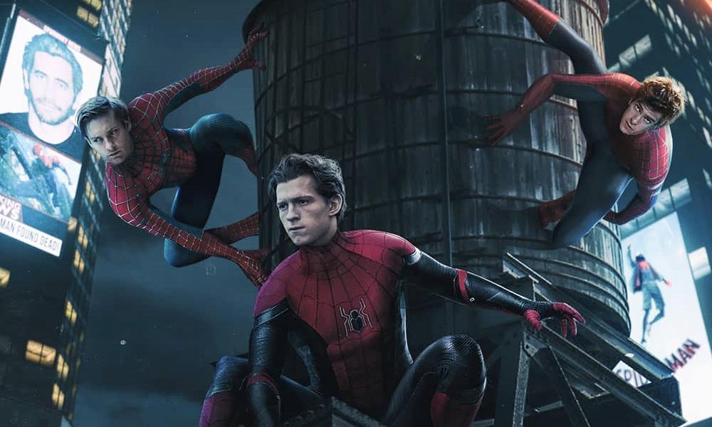 Con Tobey Maguire Y Andrew Garfield Lanzan Trailer Del Spider Verse