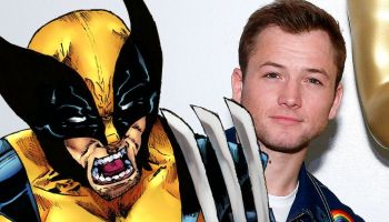 Taron Egerton como Wolverine en el MCU