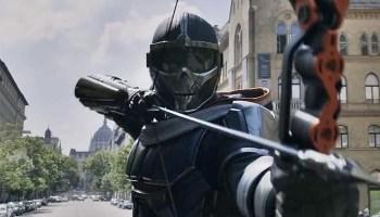 Taskmaster robó el movimiento de Captain America