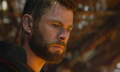 Thor trató de besar a Valkyrie en Endgame