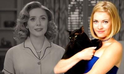'WandaVision' fue inspirada por la serie de Sabrina