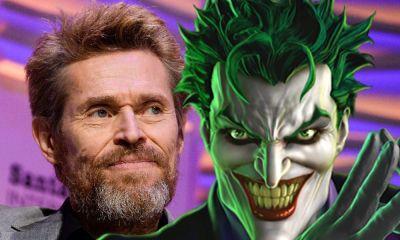 Willem Dafoe sería el próximo Joker