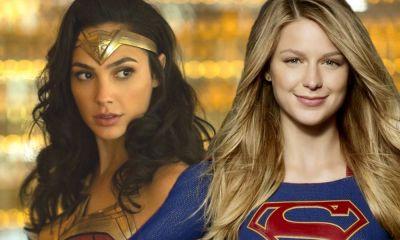 Wonder Woman luchará contra Supergirl