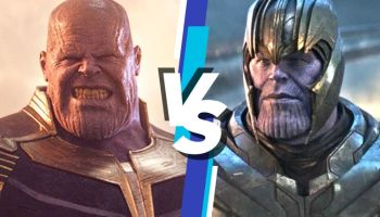 Cuál versión de Thanos era más fuerte