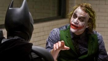 'Batman Begins' reveló el nombre del Joker