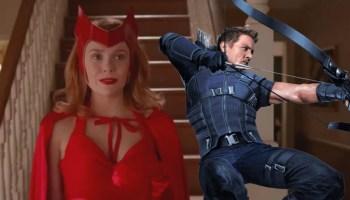 personajes de Marvel tienen trajes de los cómics en Disney Plus