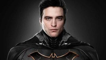 primera imagen de Robert Pattinson como Batman