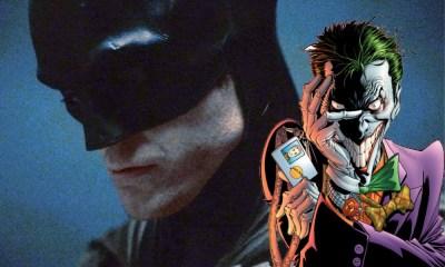 batalla final de Batman contra Joker
