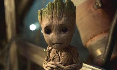 otros personajes entienden lo que dice Groot