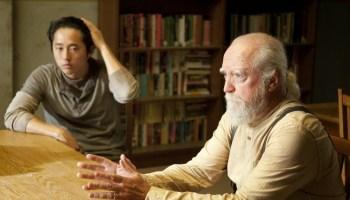 Glenn y Hershel regresarán a 'The Walking Dead'