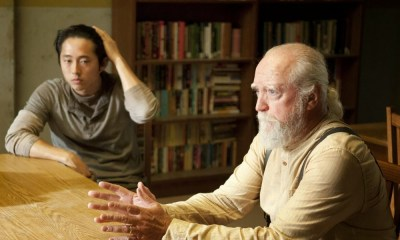 Glenn y Hershel regresarán a 'The Walking Dead'