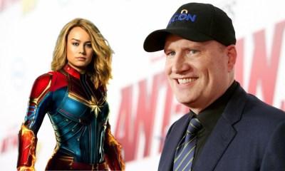 Kevin Feige casi pierde su trabajo por 'Captain Marvel'