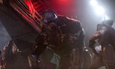 Chitauri sin máscaras en 'Avengers: Endgame'