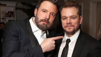 cambio de look de Ben Affleck y Matt Damon