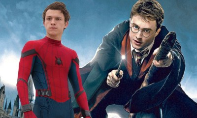 Tom Holland sabe más de Harry Potter que JK Rowling