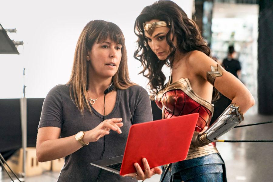 Nuevas fotos de 'Wonder Woman 1984' revelan la armadura de Diana image-8