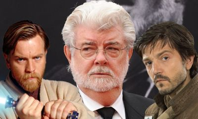 Lucas estaría involucrado en las series de Star Wars