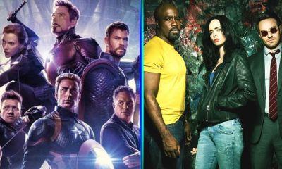 Marvel mezcló a 'Avengers' y 'Defenders' en 'Tarot'