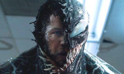 primera fotografía de Tom Hardy en Venom 2