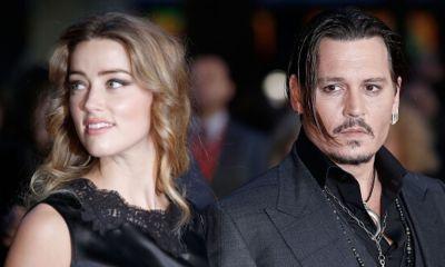 Amber Heard relata las adicciones de Johnny Depp