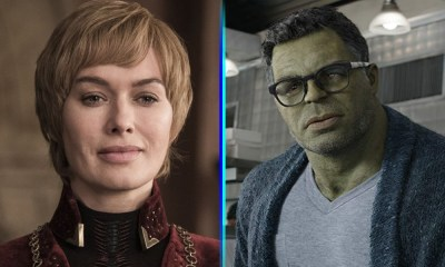 Error de 'Avengers Endgame' con un vaso