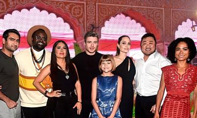 Escena musical de Bollywood en 'Eternals'
