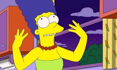 Marge Simpson iba a tener orejas de conejo
