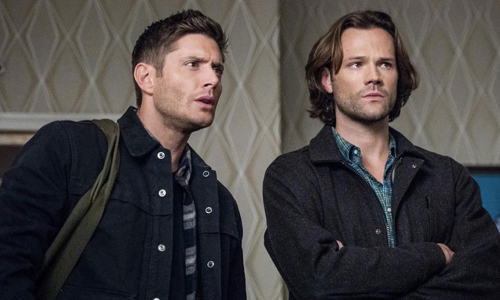 Esposas de los protagonistas en el final de 'Supernatural'