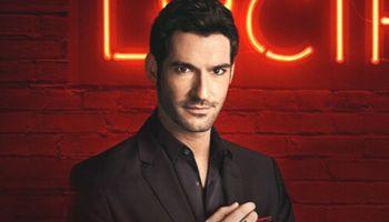 Tom Ellis en la sexta temporada de 'Lucifer'