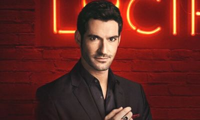 Tom Ellis en la sexta temporada de 'Lucifer'