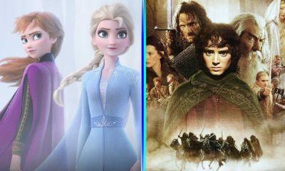 Anna y Frodo presentan un desarrollo similar