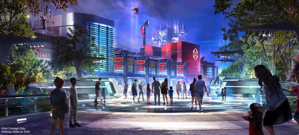 El entrenamiento para ser un Avenger estará disponible este verano avengers-campus-02