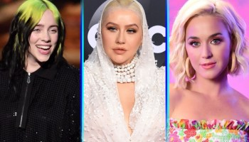 Christina Aguilera interpreta la nueva canción de 'Mulan'