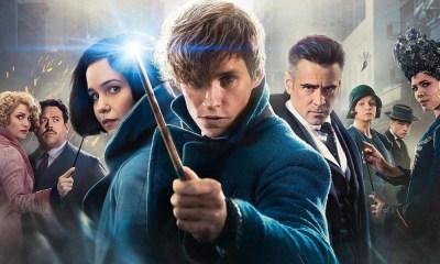 personajes clásicos estarían en películas de 'Fantastic Beasts'