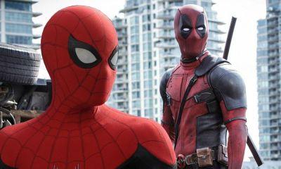 Crossover entre Deadpool y Spider-Man