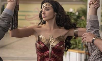 Retrasan el estreno de Wonder Woman 1984