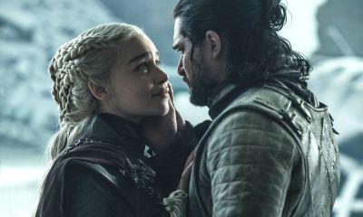 Emilia Clarke molesta por el final de 'Game fo Thrones'