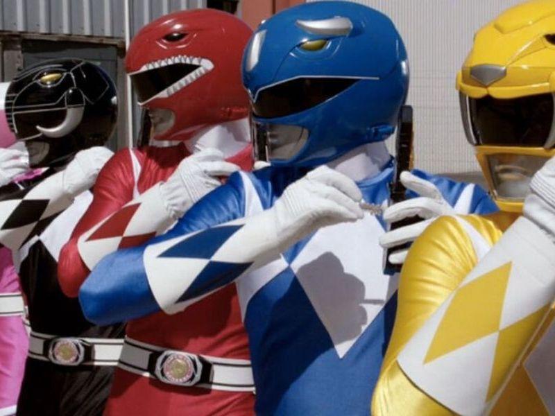 Equipo original de los Power Rangers volverá