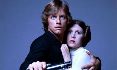 Escena de Luke y Leia fue cortada
