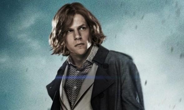 Jesse Eisenberg quiere volver a interpretar a Lex Luthor