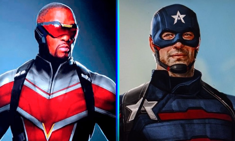 The Falcon and the Winter Solider tendrá enfrentamiento de dos Captain America