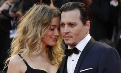 Johnny Depp le escribió mensjes con sangre a Amber Heard
